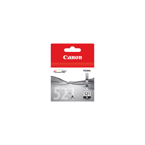 Canon 521 Photo Black Ink Tank - CLI521BK