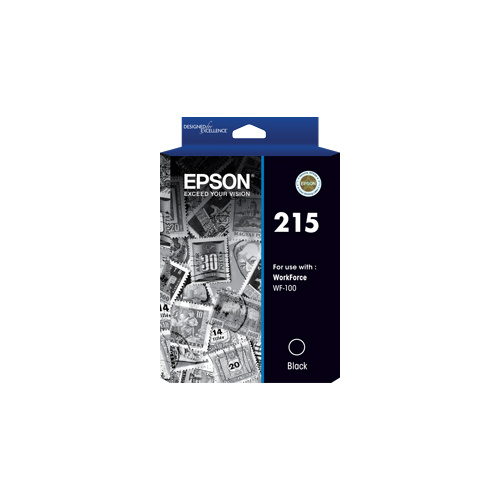 Epson 215 Black Ink Cartridge