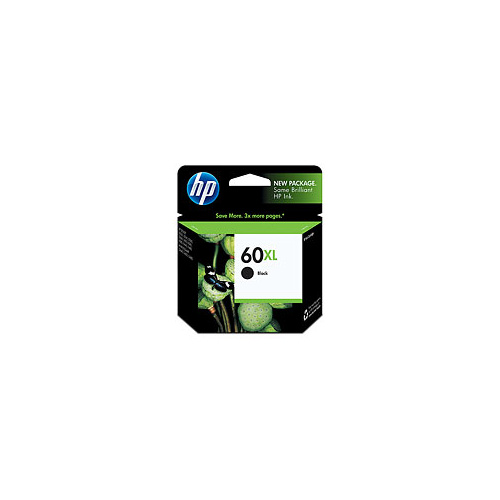 HP 60XL Black Ink Cartridge - CC641WA