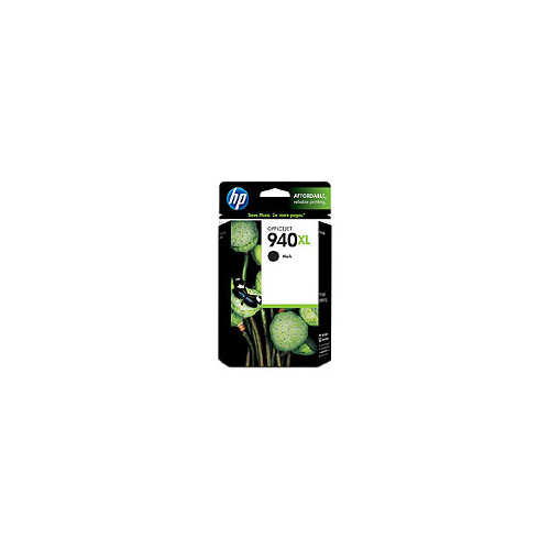 HP 940XL Black Ink Cartridge - C4906AA